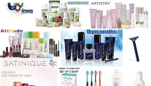 how to join amway business in india