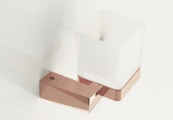 Rose Gold Tumbler Holder
