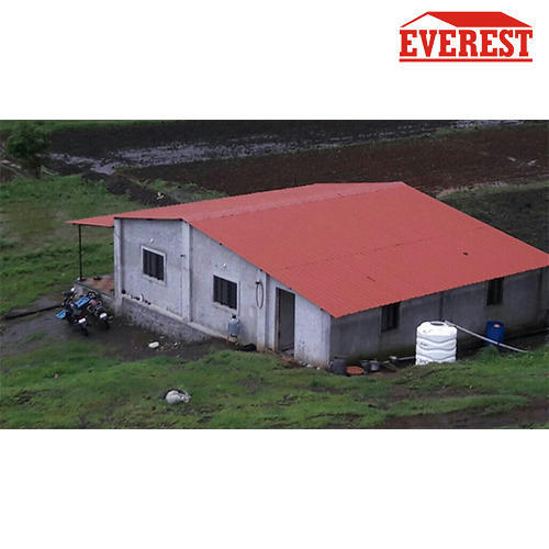 Everest Hitech Corrugated Cement Roofing Sheet Everest