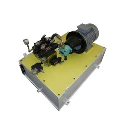 Hydraulic Power Pack For Milling Machine