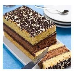 Eggless Concentrate Cake