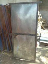 Standard Iron Door