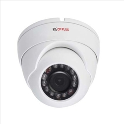 CP Plus Day & Night Vision HD Analog Dome IR CCTV Camera, For Outdoor Use, 30 Mtr