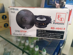 4045 R Car Speaker