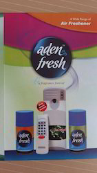 Automatic Air Freshener Dispenser With Remote Control Access