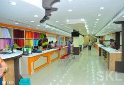 Showroom Interior Designing in Coimbatore