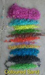 RM Coloured Sand For Vase Aquarium Decoration