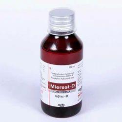 Dextromethorphan, Chlorpheniramine Maleate, Phenylephrine Syrup
