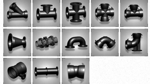Kiswok DI Fittings, Industrial Pipe & Tube Fittings | Jain