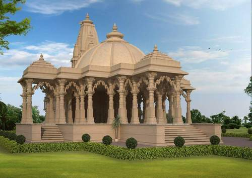 Vastu Shastra Temple Construction