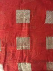 Semi Modal Chanderi Box Design Trendy Fabric
