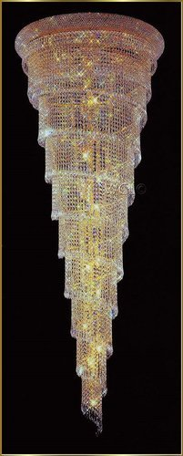 Hanging staircase chandeliers at rs 80000 piece crystal hanging staircase chandeliers aloadofball Image collections