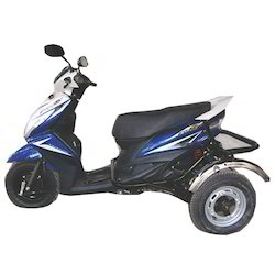 Side Wheel Attachment Kit for Yamaha Ray