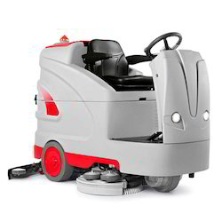 Ride on Scrubber Machine