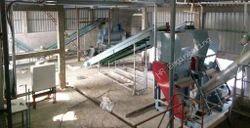 PET Bottle Washing Plant