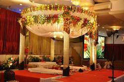 Wedding Mandap Stage
