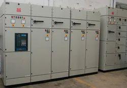 Sheet metal KI-MACHINES Electric Control Panel, IP Rating: IP40, for Submersible Pump