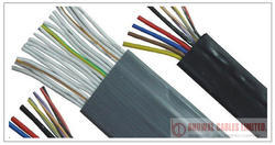 Flat Rubber Cables