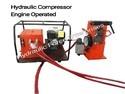 Engine Operated Hydraulic Compressor Machine