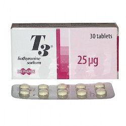Liothyronine Sodium T3 Tablets for Personal