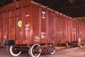 Covered Freight Car Type Bcna
