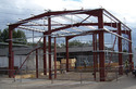 Shed Fabrication Work