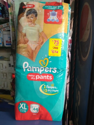 Pamper Baby Dry Pants