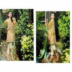 Krescent Georgette Salwar Kameez