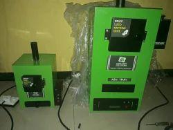 Sanitary disposal machine