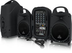 Europort PPA500BT Portable PA System