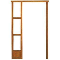 meranti door frame