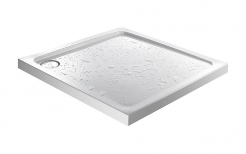 Akash Acrylic Shower Tray Square Dimension Size 900 X 900 Mm Rs