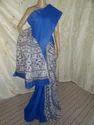 Madhubani Printed Cotton Saree