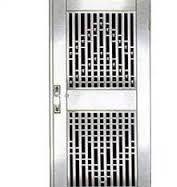 Charmant Stainless Steel Door