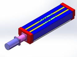 Linear Motion Slide Unit