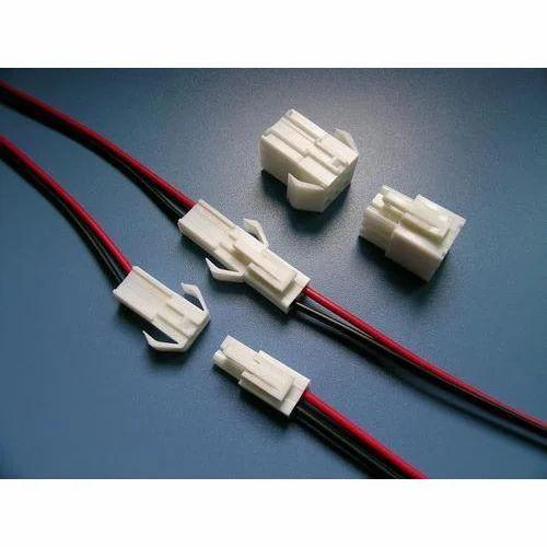 electronic wire connector electronic connector anuneya pranali rh indiamart com Basic Electrical Wiring Diagrams Basic Electrical Wiring Diagrams