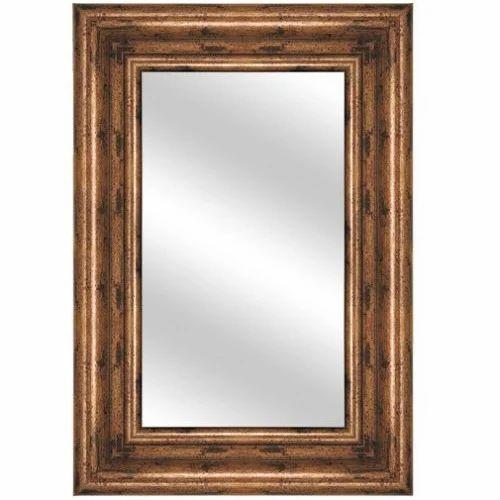 Wooden Mirror Frames लकड क श, Wood Mirror Frames Design