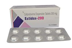 Cefpodoxime 50/100mg  Tablet