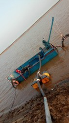 Sand Dredging Machine