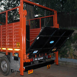 Nandan Tailgate Column Type Tail Lift