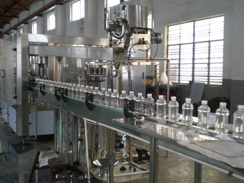 Reverse Osmosis Plant - Mineral Water Turnkey Plant