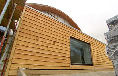 Wooden Cladding - Exterior Wooden Cladding Importer from Delhi