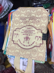 Printed Wedding Carry Bags