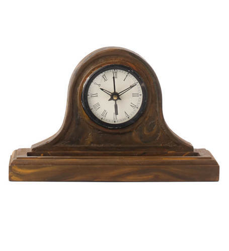 Table Clock Wooden Table Clock Brass Wall Clocks Decorative Wall