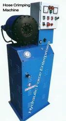 Automatic Rubber Hose Crimping Machine