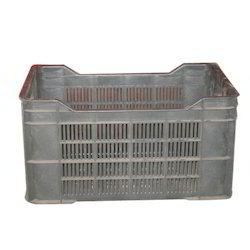 Heavy Duty Plastic Crate