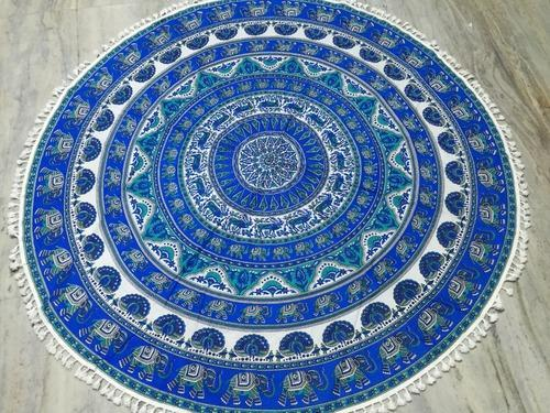Queen Size Beautiful Indian Tapestry Indian Wall Hanging Star Mandala Tapestry