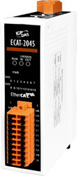 Isolated 16-ch DO EtherCAT Slave I/O Module(ECAT-2045 )