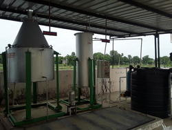 Carbon Steel Waste Water Treatment Plant