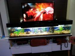 Aquarium Fish Tank Cleaning